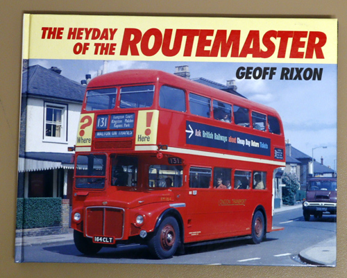 Image for The Heyday of the Routemaster
