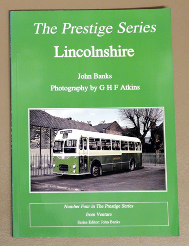Image for The Prestige Series No.4: Lincolnshire