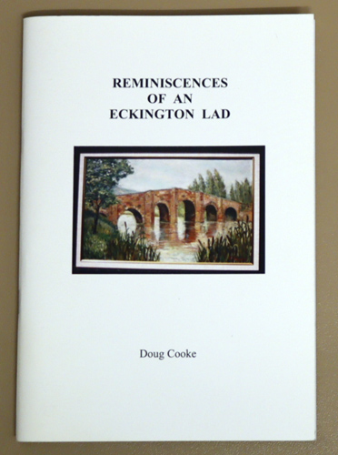 Image for Reminiscences of an Eckington Lad