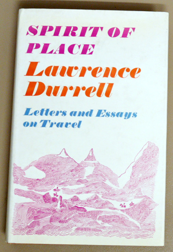 Image for Spirit of Place: Letters and Essays on Travel
