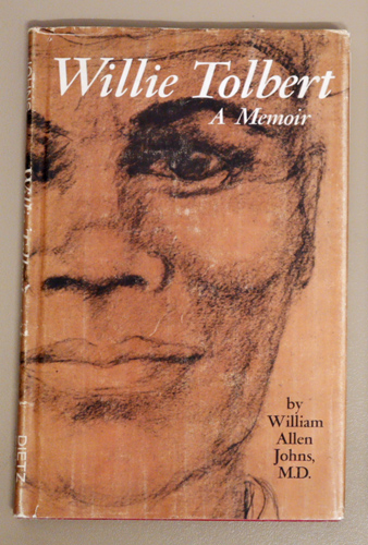 Image for Willie Tolbert: A Memoir