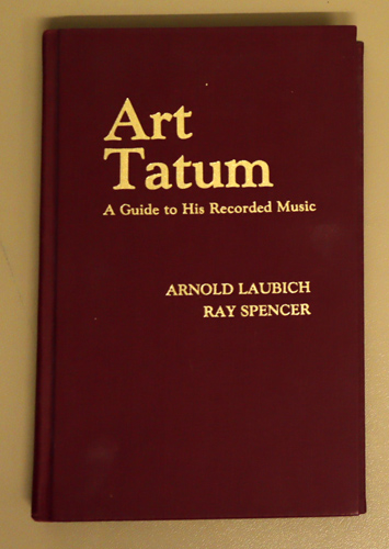 Image for Art Tatum: A Guide to His Recorded Music