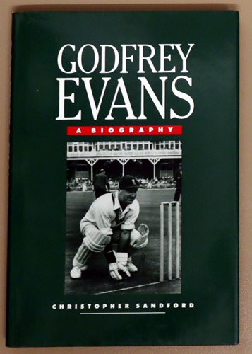 Image for Godfrey Evans: A Biography