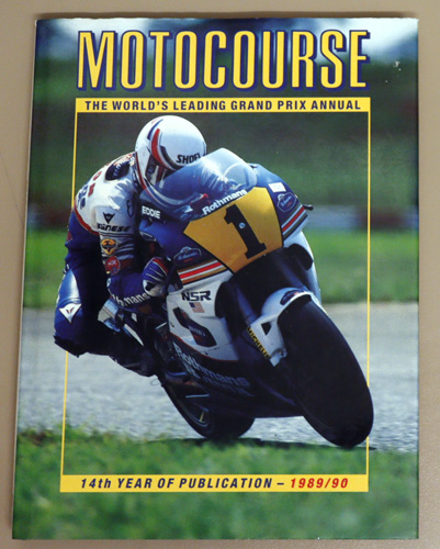Image for Motocourse: The World's Leading Grand Prix Annual. 14th Year of Publication 1989/90