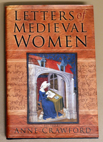 Image for Letters of Medieval Women