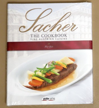 Image for Sacher The Cookbook: Fine Austrian Cuisine