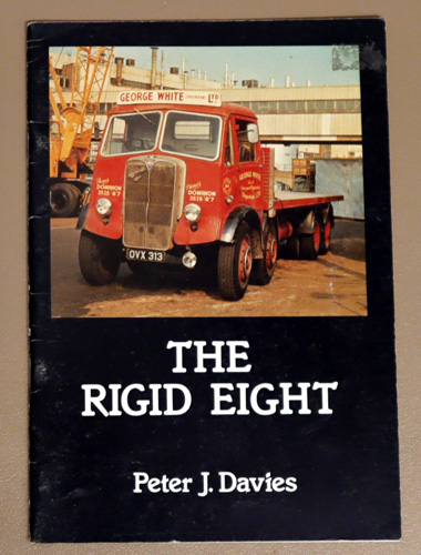 Image for The Rigid Eight: A Brief Pictorial History 1934 - 1984