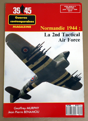 Image for Normandie 1944: La 2nd Tactical Air Force
