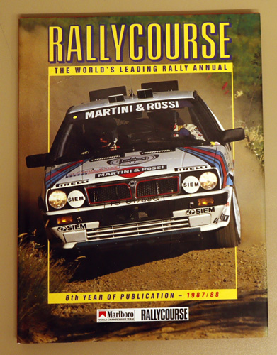 Image for Rallycourse: The World's Leading Rally Annual. 1987/88