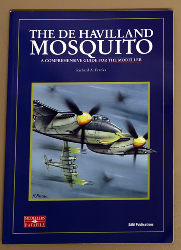 Image for The De Havilland Mosquito: A Comprehensive Guide for the Modeller (Modellers Datafile 1)