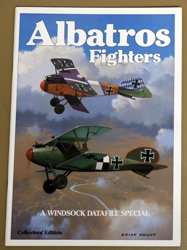 Image for Albatros Fighters: A Windsock Datafile Special. Collector's Edition.