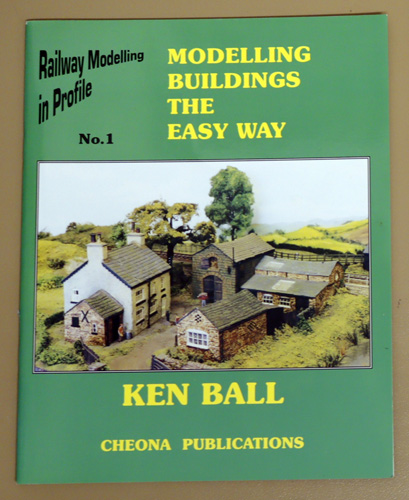 Image for Railway Modelling In Profile No.1: Modelling Buildings The Easy Way