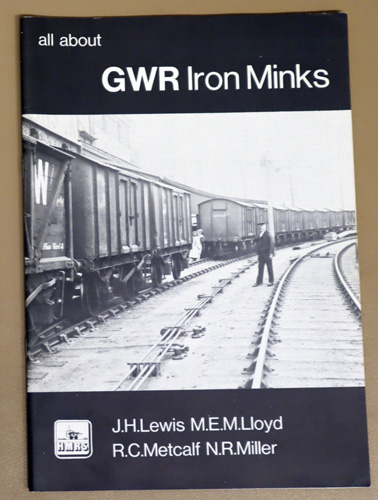 Image for All About GWR Iron Minks