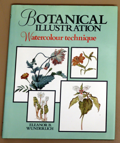 Image for Botanical Illustration Watercolour Technique