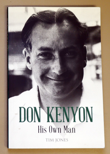 Image for Don Kenyon: His Own Man