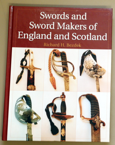 Image for Swords and Sword Makers of England and Scotland