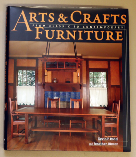 Image for Arts and Crafts Furniture: From Classic to Contemporary