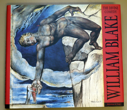 Image for The Divine Comedy: William Blake (Die Gottliche Komodie; La Divine Comedie)