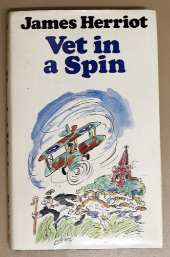 Image for Vet in a Spin (Signed)
