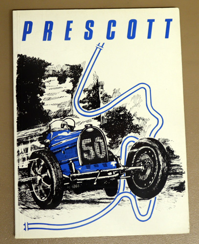 Image for Prescott Speed Hill Climb, 1938 - 1988