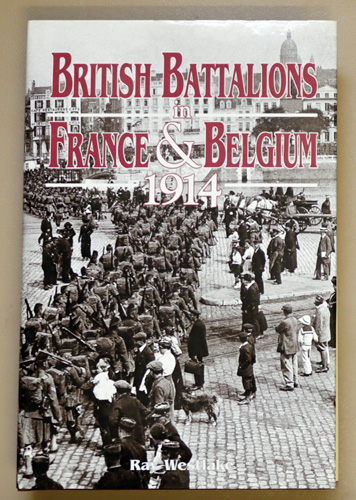 Image for British Battalions in France and Belgium, 1914