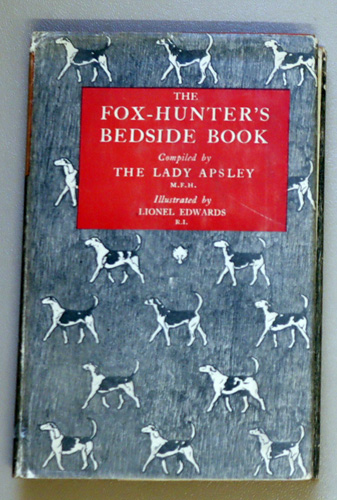 Image for The Fox-hunter's Bedside Book