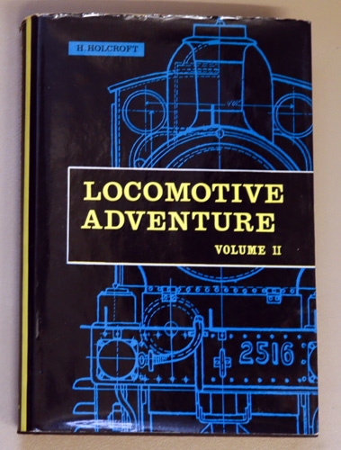 Image for Locomotive Adventure Volume II (2): Running Experiences