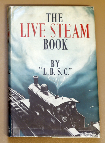 Image for The Live Steam Book