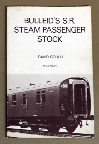 Image for Bulleid's SR Steam Passenger Stock