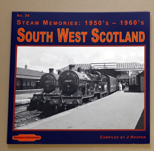 Image for Steam Memories: 1950s-1960s: South West Scotland: No. 34