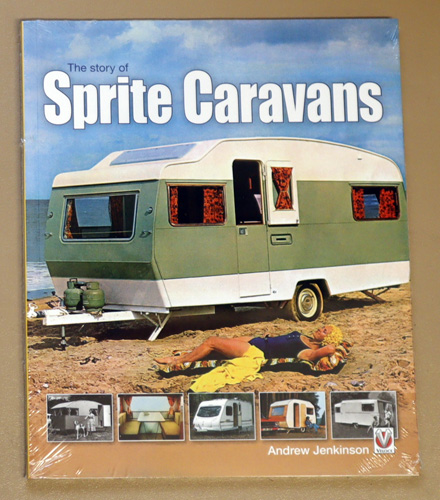 Image for The Story of Sprite Caravans