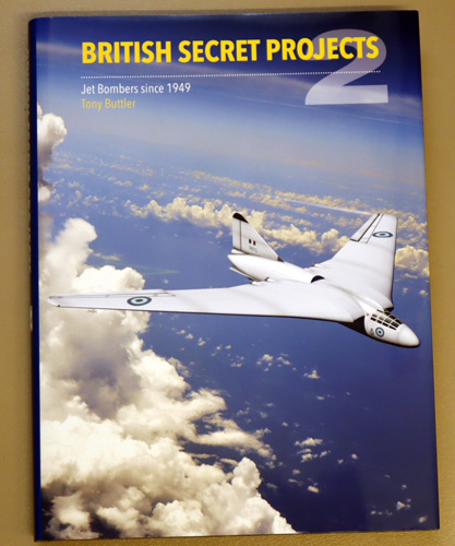 Image for British Secret Projects 2: Jet Bombers since 1949