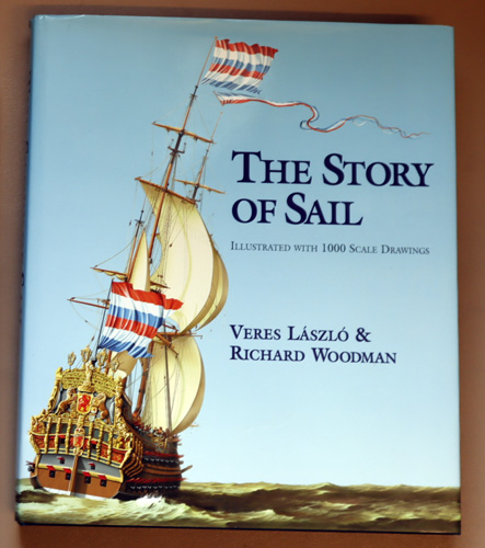 The Story of Sail: Illustrated with 1000 Scale Drawings