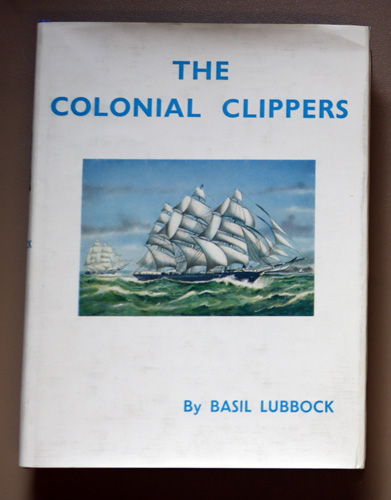 Image for The Colonial Clippers