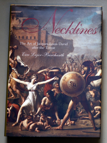 Image for Necklines: The Art of Jacques-Louis David after the Terror