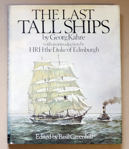 Image for The Last Tall Ships : Gustaf Erikson and the Aland Sailing Fleets, 1872 - 1947