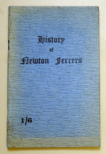 Image for History of Newton Ferrers