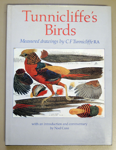 Image for Tunnicliffe's Birds: Measured Drawings