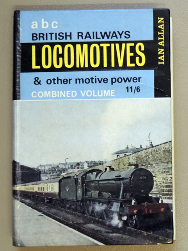 Image for Ian Allan abc: British Railways Locomotives & Other Motive Power Combined Volume: 1964