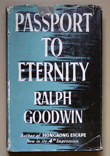 Image for Passport to Eternity