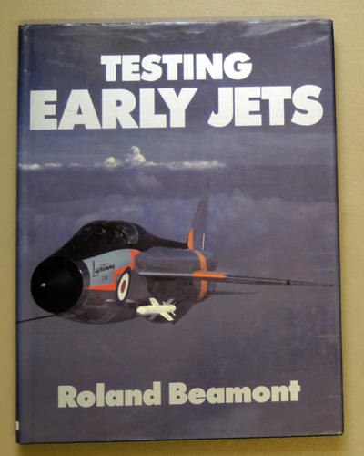 Image for Testing the Early Jets. Compressibility and the Supersonic Era