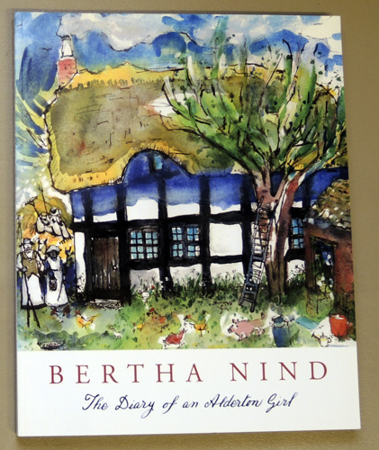 Image for Bertha Nind: The Diary of an Alderton Girl