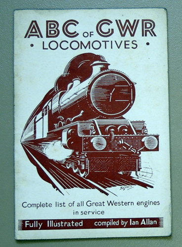 Image for ABC of GWR Locomotives: Complete List of All Great Western Engines in Service
