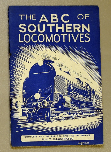 Image for The ABC of Southern Locomotives. Complete List of All S.R. Engines in Service