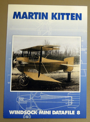 Image for Windsock Mini Datafile No. 8: Martin Kitten