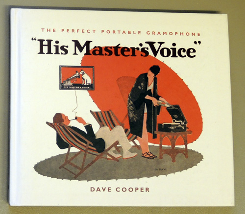 Image for The Perfect Portable Gramophone: 'His Master's Voice'