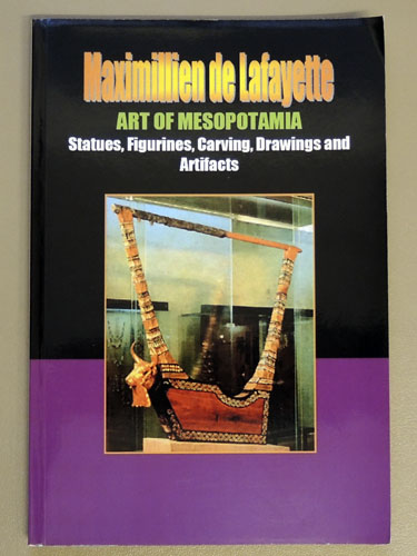 Image for Art of Mesopotamia: Statues, Figurines, Carving, Drawings and Artifacts