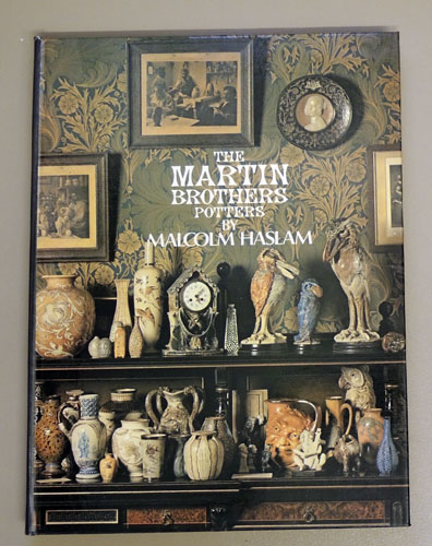 Image for The Martin Brothers, Potters
