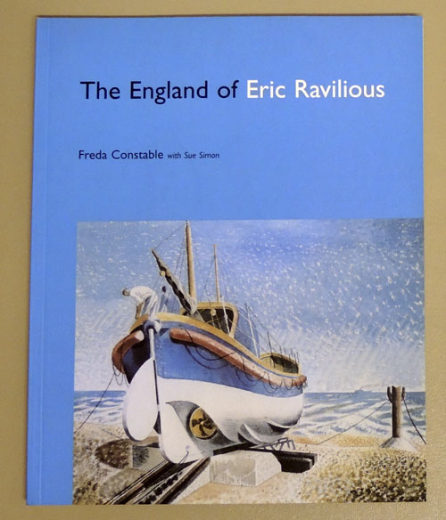 Image for The England of Eric Ravilious