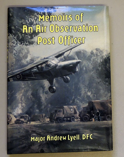 Image for Memoirs of an Air Observation Post Officer